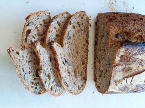 לחם מחמצת קמחים עתיקים 5