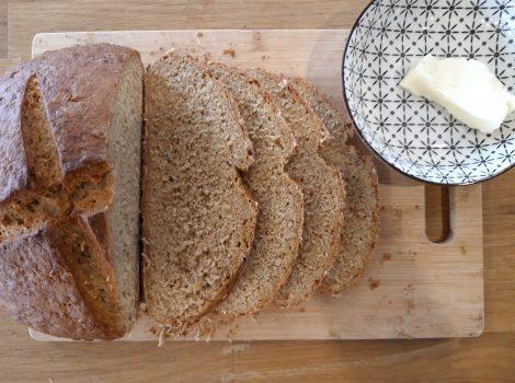 לחם שיבולת שועל 2