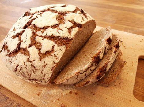 לחם שיפון 100%