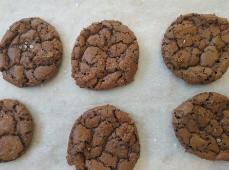 עוגיות שוקולד ושיפון מלא